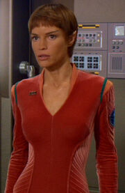 T'Pol's Starfleet uniform
