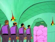 Tribbles bei den Klingonen