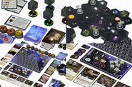 Wizkids Star Trek Frontiers game elements
