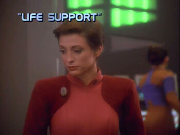 Life Support title card