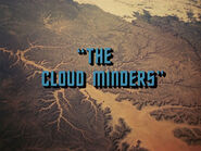 3x19 The Cloud Minders title card