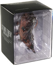 Eaglemoss Tardigrade packaging