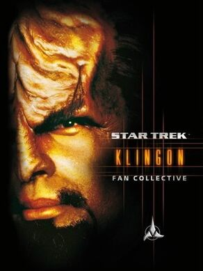 Fan Collective - Klingon cover.jpg