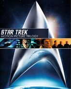 Motion Picture Trilogy DVD box