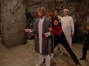 Riker rettet Riva