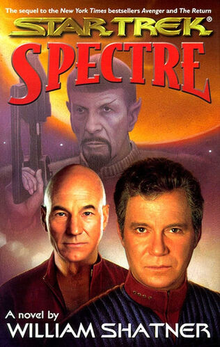 Cover of book 1, <i>Spectre</i>