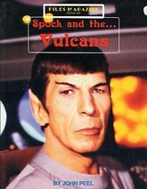 Spock and the Vulcans magazine