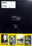 Star Trek Official Guide 1 - Star Trek The Next Generation 2nd edition with obi (wrapper), back