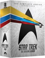 Star Trek The Original Series - Complete Series DVD