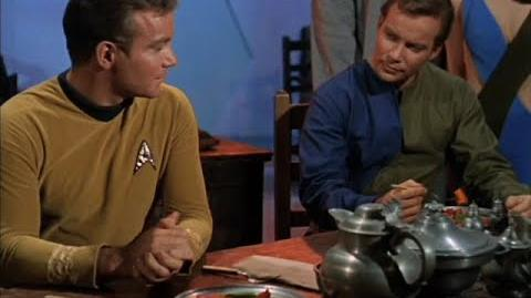 "TOS-R 1x09 ""What Are Little Girls Made Of?"" Trailer"