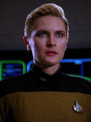 Tasha yar alternative zeitlinie