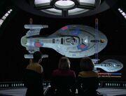 Voyager Draufsicht Astrometrisches Labor