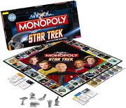 Continuum Edition Monopoly