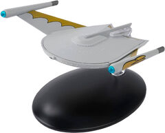 Eaglemoss 57 Romulan Bird-of-Prey 2266