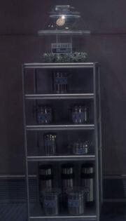 Fortunate infirmary shelf