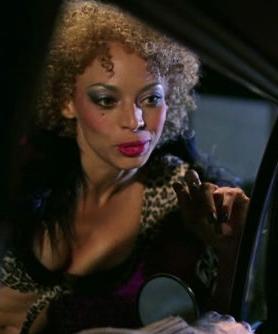 A prostitute in Detroit in 2004