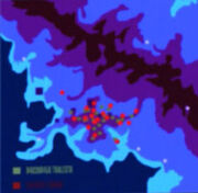 Lornak Tralesta map