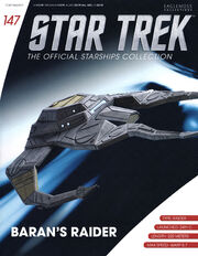 Star Trek Official Starships Collection issue 147