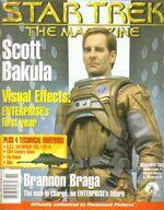 Star Trek The Magazine volume 3 issue 7 cover