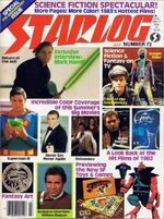 Starlog issue 072 cover
