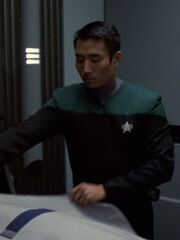 Sternenflottenoffizier Medizin 1 USS Voyager 2376