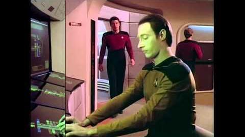 """TNG """"The Naked Now"""" - """"L'Enterprise en folie"""" - comparaison des effets spéciaux"""