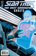TNG Ghosts issue 2 cover