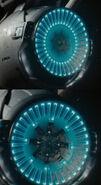 USS Enterprise (alternate universe) deflector dish