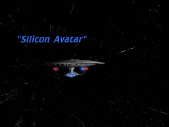 Silicon Avatar title card