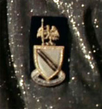 The Claudian coat of arms