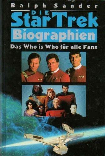 Die Star Trek Biographien HC