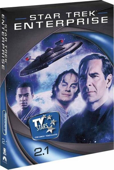 ENT Staffel 2-1 DVD