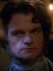 Lord Burleigh Hologramm