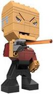 Mega Bloks Kubros Captain Picard