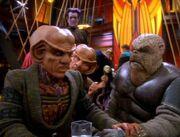 Nagus besucht quark