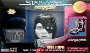 Playmates Strike Force Borg Temple playset