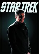 Star Trek Magazine US issue 54 PX cover