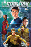 Star Trek Ongoing, issue 44