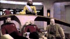 "TNG ""A Matter of Time"" - ""Question de temps"""