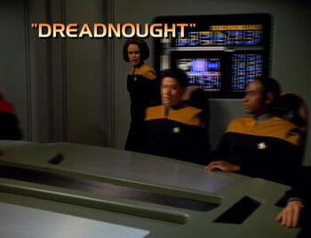 Dreadnought title card