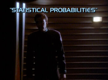 Statistical Probabilities title card