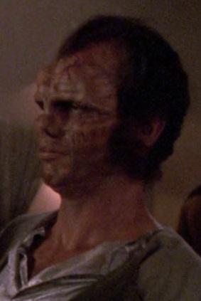 ...as an alien miner
