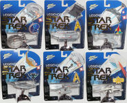 JL Legends Of Star Trek Series 1 packaged