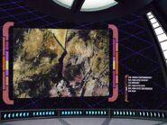 Kelemane's planet surface
