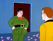 Kirk trifft wieder auf Jones