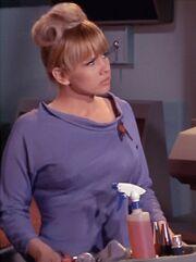Krankenschwester Enterprise 2267 Sternzeit 3141