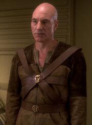 Picard as Galen