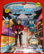 Playmates 1994 Picard