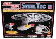 Remco Steel Tec USS Enterprise-D