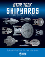 Star Trek Shipyards Starfleet Ships 2294 to the Future cover